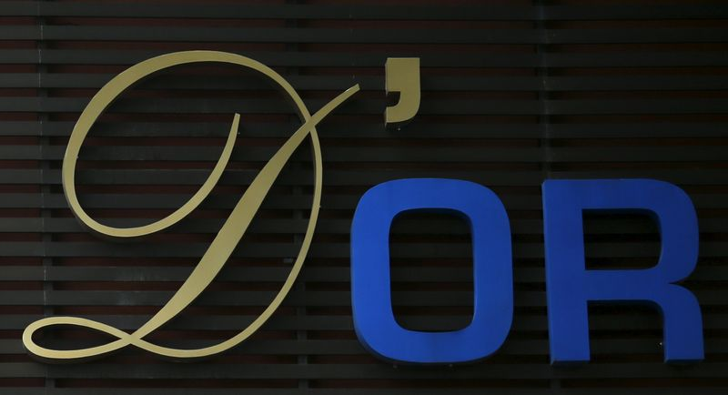 Rede D'Or anuncia oferta de ações de até R$6,75 bilhões