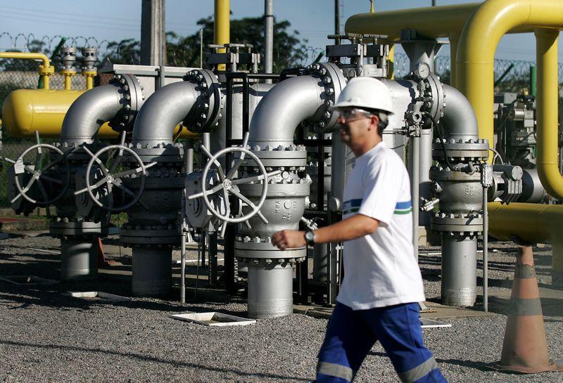 Consumo de gás no Brasil cresce 12% no 1º tri por demanda termelétrica, diz Abegás