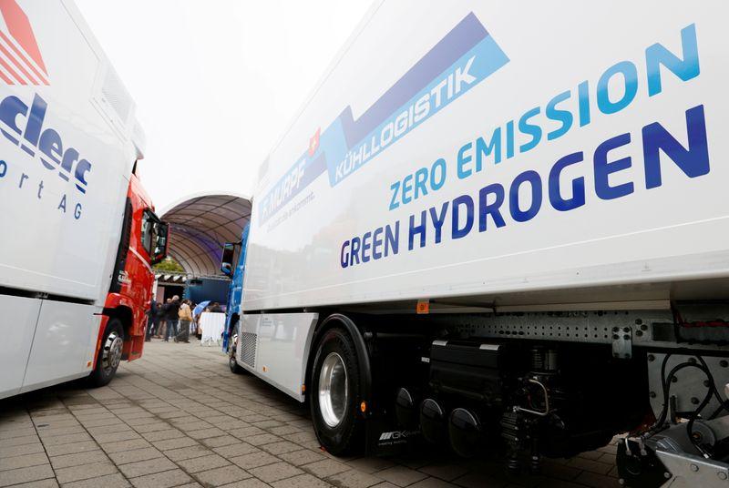 Hyundai aumenta competição no mercado europeu de caminhões a hidrogênio