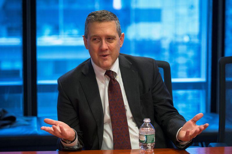 Bullard, do Fed, diz que instabilidade financeira apresenta risco potencial à economia