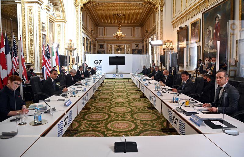 G7 está próximo de um acordo sobre tributação das maiores empresas do mundo, diz FT