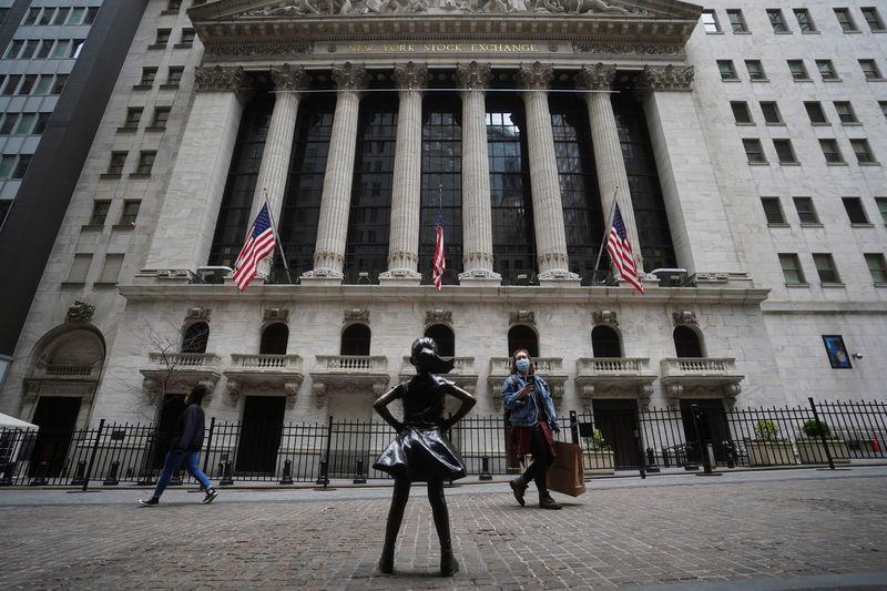 Wall Street sobe após Fed acalmar temores de inflação