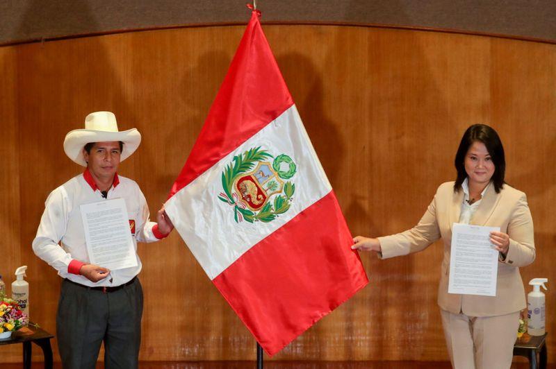 ANÁLISE-Riscos políticos na América Latina perseguem investidores com aproximação de eleição no Peru