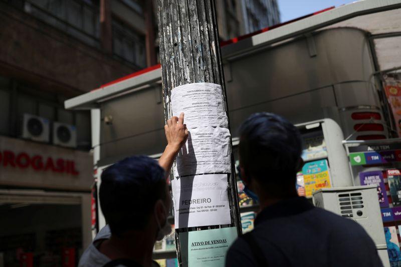 Brasil soma recorde de 14,8 mi de desempregados em meio à crise da pandemia