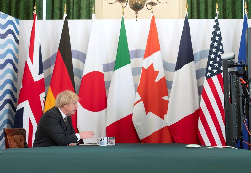 G7 pede que nações democráticas apoiem reforma do sistema de comércio mundial