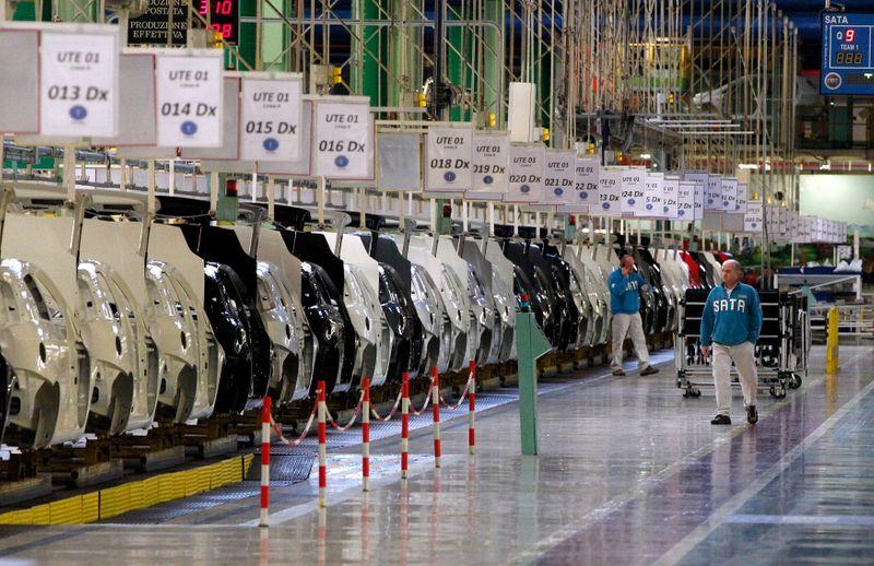 Stellantis interromperá produção em fábrica italiana em junho, diz sindicato