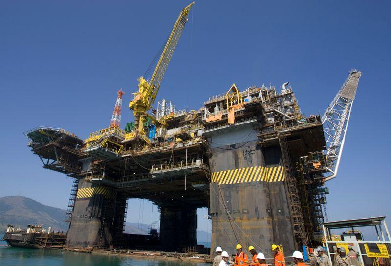 Petrobras obtém licença para instalação de plataforma Mero 2