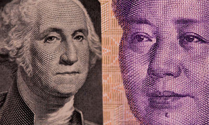 ANÁLISE-Bancos chineses estão com excesso de dólares, e isso preocupa