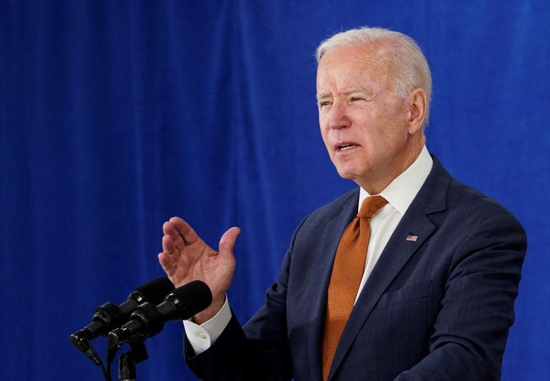 Biden rejeita nova proposta republicana sobre gastos com infraestrutura