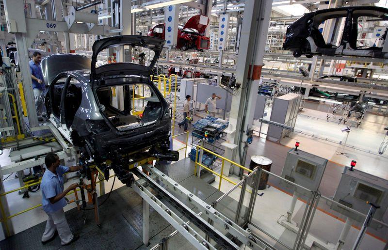 Produção de veículos cresce em maio ante abril, diz Anfavea