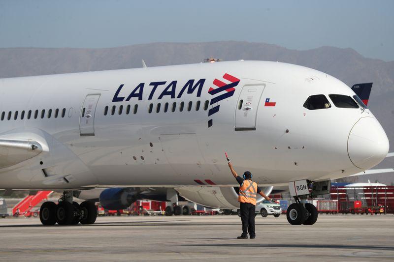 Latam Airlines busca prorrogação de prazo para plano de reestruturação