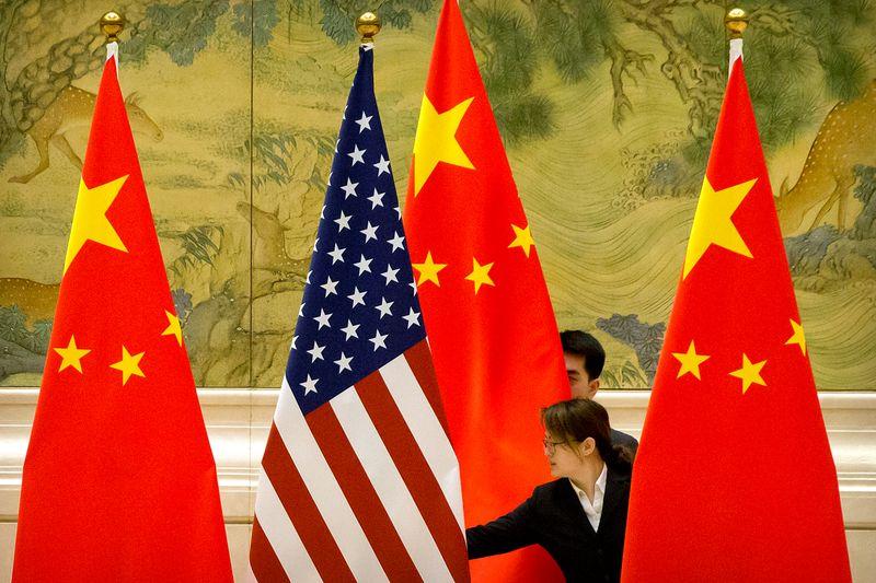 Chefes de comércio dos EUA e China irão cooperar para lidar com as diferenças, diz Pequim