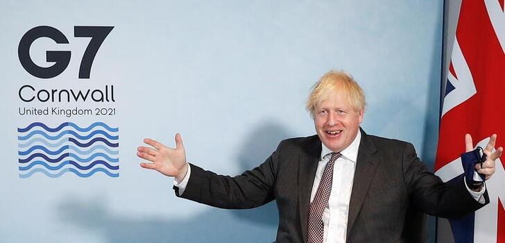 Boris Johnson alerta União Europeia sobre acordo comercial pós-Brexit