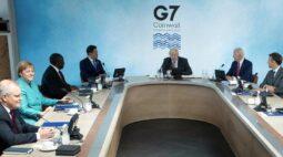 G7 monta grande plano de infraestrutura para rivalizar com China