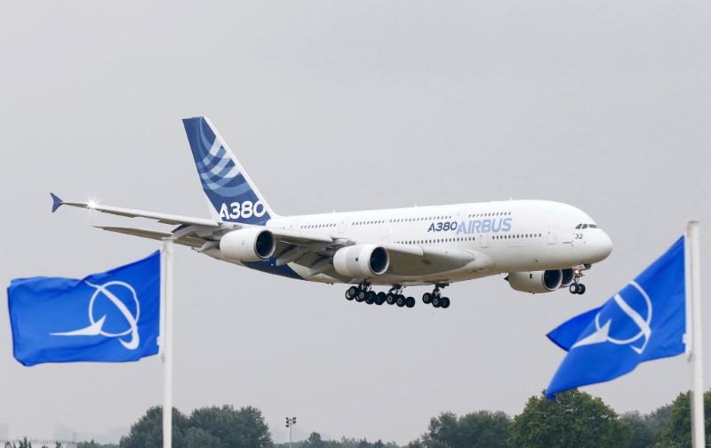 EUA e UE firmam trégua em conflito de 17 anos sobre subsídio de aeronaves