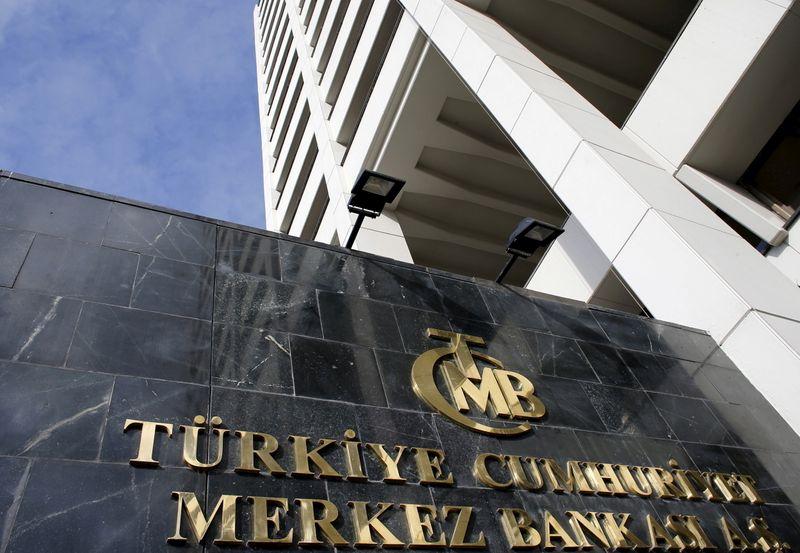 BC da Turquia mantém taxa de juros em 19%