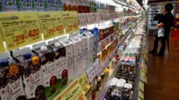Núcleo de preços ao consumidor no Japão sobe pela 1ª vez em mais de um ano