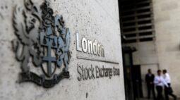 Ações europeias fecham em alta com comentários otimistas de Lagarde sobre crescimento econômico