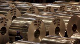 Venda de distribuidores de aços planos recua em maio ante abril, diz Inda