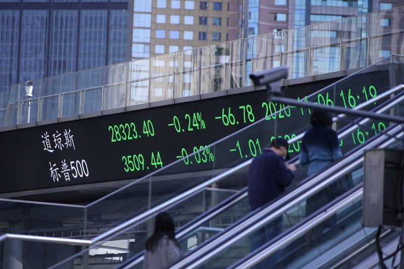Ações chinesas avançam com impulso de commodities após garantia do Fed