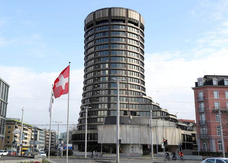 Moedas digitais de bancos centrais recebem apoio total do BIS