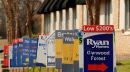 Vendas de novas moradias nos EUA caem a mínima em 1 ano em maio