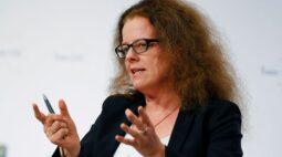 """Dados recentes da zona do euro vieram """"muito fortes"""", diz Schnabel, do BCE"""