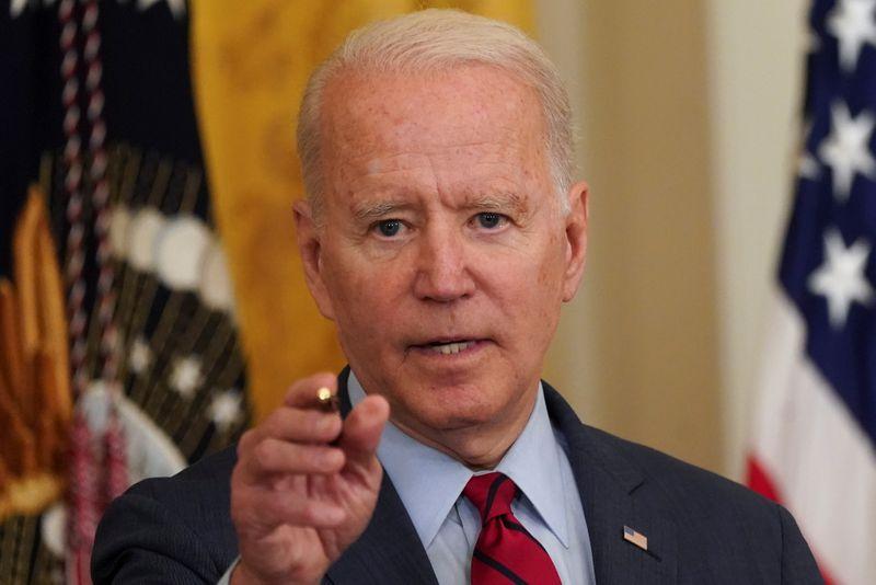 Biden diz que projeto de infraestrutura precisa vir junto de plano orçamentário separado