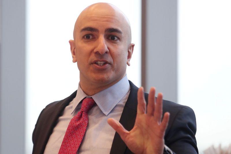 Kashkari, do Fed, diz que inflação será temporária e trabalhadores retornarão ao mercado