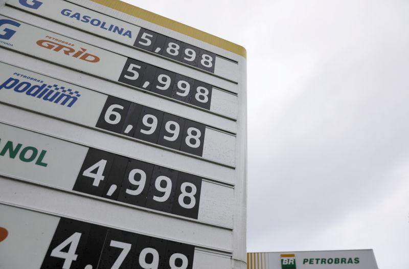 Luna diz que Petrobras tem conseguido absorver alta do petróleo, cita câmbio