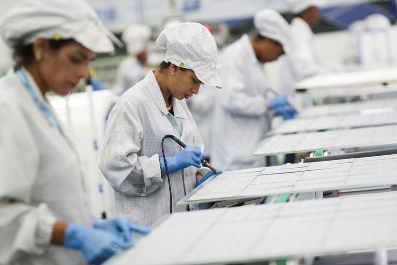 Confiança da indústria no Brasil vai a maior patamar em 4 meses em junho, mas riscos permanecem –FGV