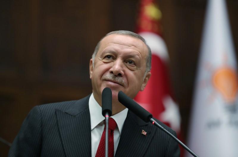 Presidente da Turquia vê crescimento de 20% do PIB no 2º tri