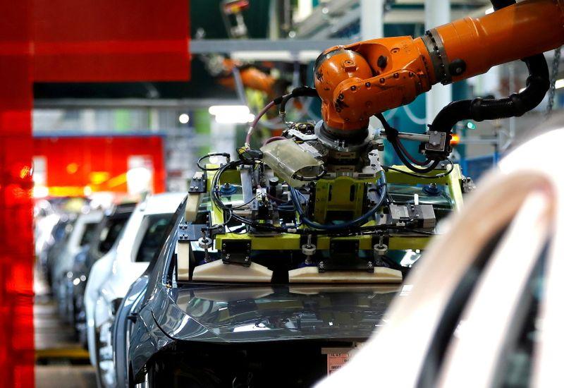 Encomendas industriais alemãs caem inesperadamente em maio
