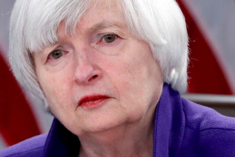 Yellen pressionará G20 por imposto global mínimo acima de 15%, dizem membros do Tesouro dos EUA