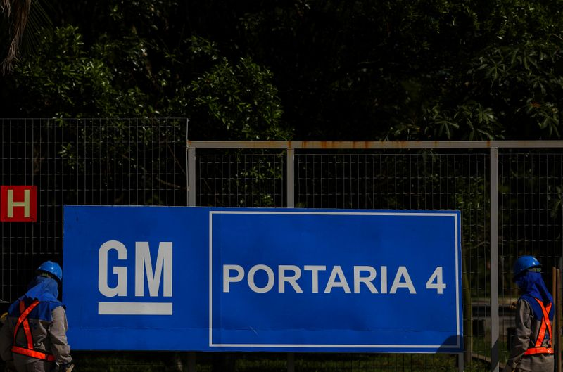 GM propõe suspensão de contratos de 250 metalúrgicos no interior de SP, diz sindicato