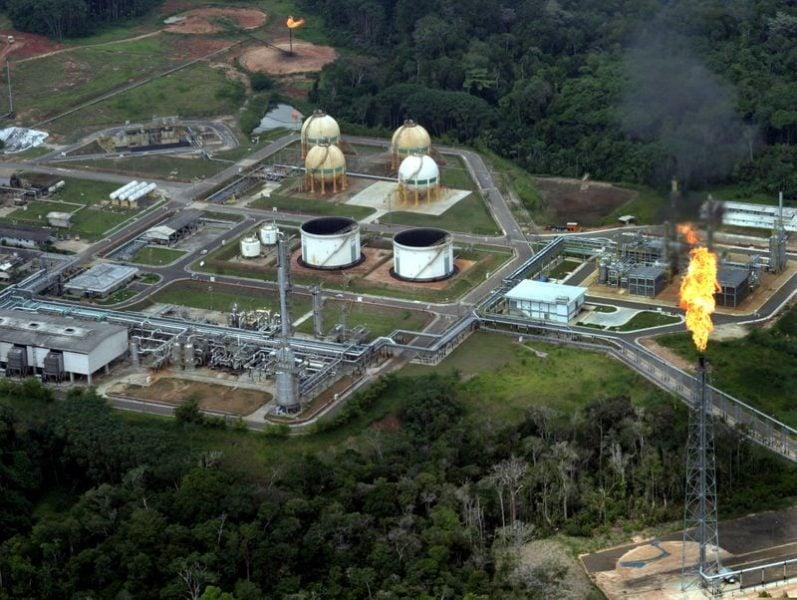 Plataforma da Petrobras P-76 torna-se a 2ª a exportar gás de Búzios ao continente