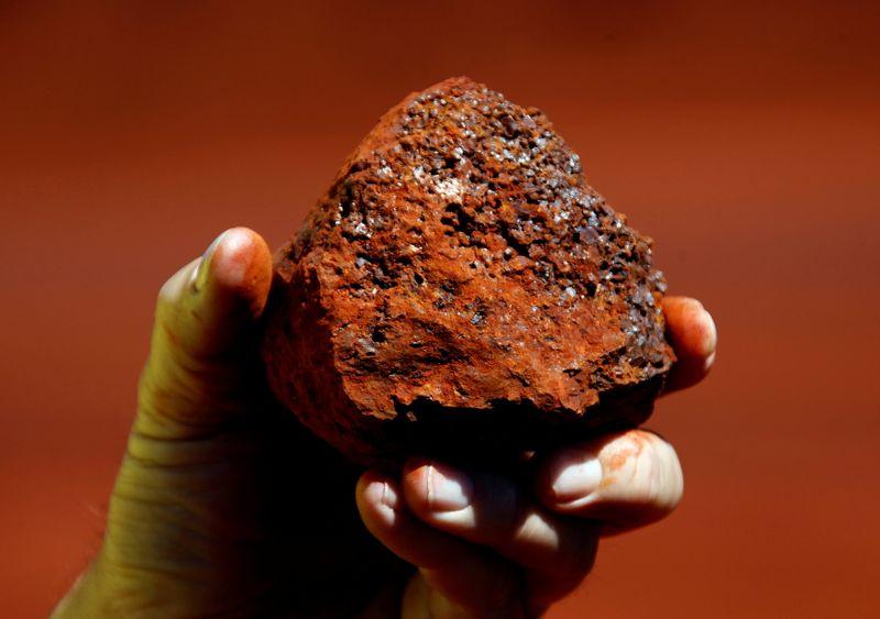 Contratos futuros do minério de ferro têm 4ª semana de queda na China