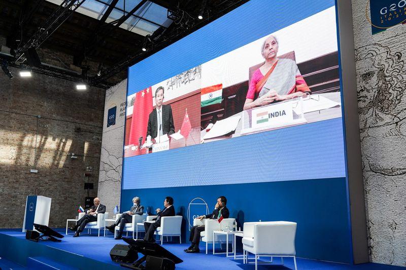 G20 pedirá que acordo por taxa global seja finalizado até outubro