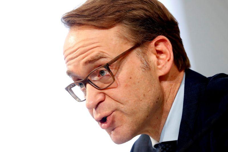 Nova política monetária do BCE não tentará compensar inflação perdida, diz Weidmann
