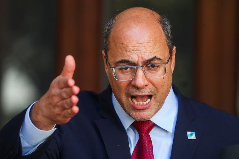 Moraes determina continuidade de processo de impeachment de Witzel na Alerj