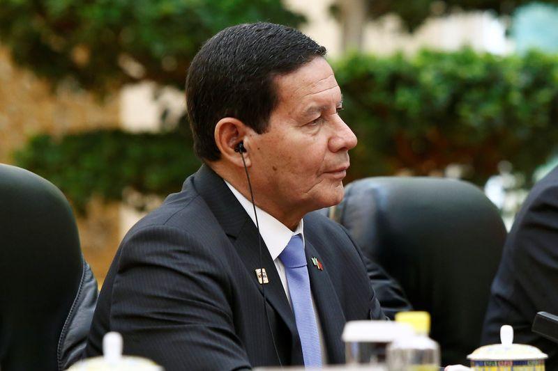 Mourão defende investimento chinês, russo e indiano para desenvolver Amazônia