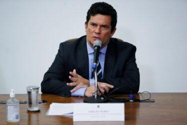 Sergio Moro depõe em outubro no inquérito dos atos antidemocráticos