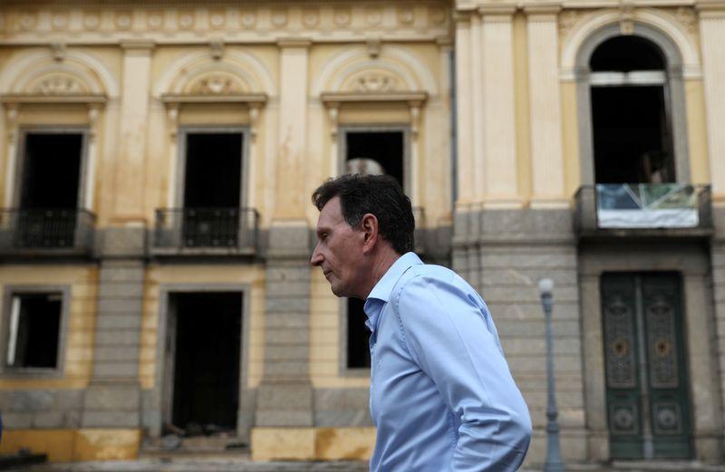 TSE suspende inegibilidade de prefeito do Rio de Janeiro