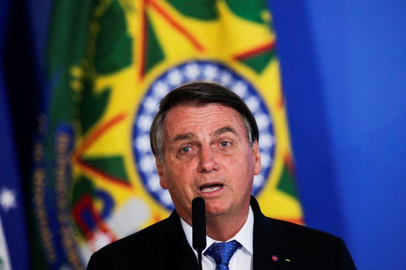 Economia está se recuperando melhor que o esperado, diz Bolsonaro