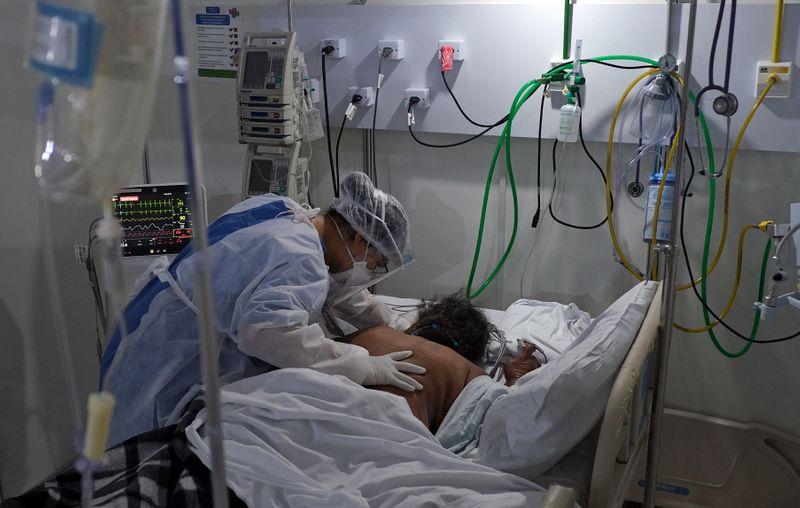 Brasil registra 754 novas mortes por Covid-19 e total vai a 153.214