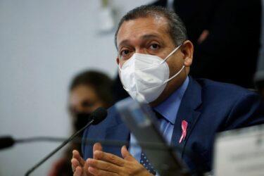 Kassio Nunes toma posse como ministro do STF em 5 de novembro