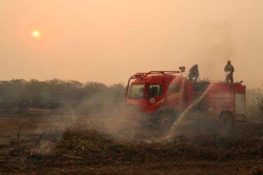 Desenvolvimento Regional oferece R$30 mi para Ibama e ICMBio retomarem ações contra queimadas