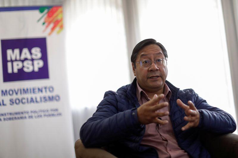 Governo brasileiro parabeniza socialista Luis Arce por vitória eleitoral na Bolívia