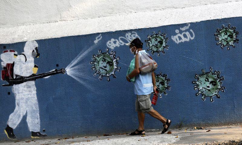 Brasil registra 508 novas mortes por Covid-19 e total vai a 159.477