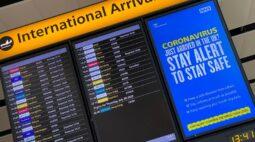 Portugal exigirá quarentena de passageiros em voos indiretos do Reino Unido e do Brasil